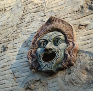 Kayaköy Maskesi