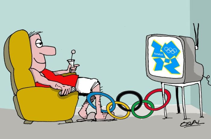 Televizyon ve Olimpiyatlar