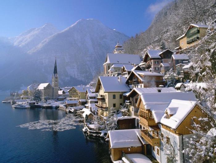 Hallstatt Avusturya Karlar Altında