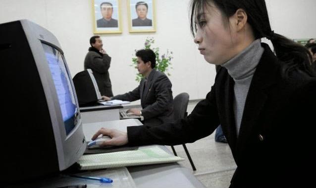 kuzey korede internet kullanimi