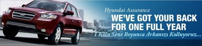 Hyundai kriz pazarlama taktigi